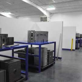 WP Manufacturing Facility in Longmont Colorado